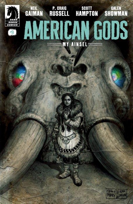 American Gods - My Ainsel #9