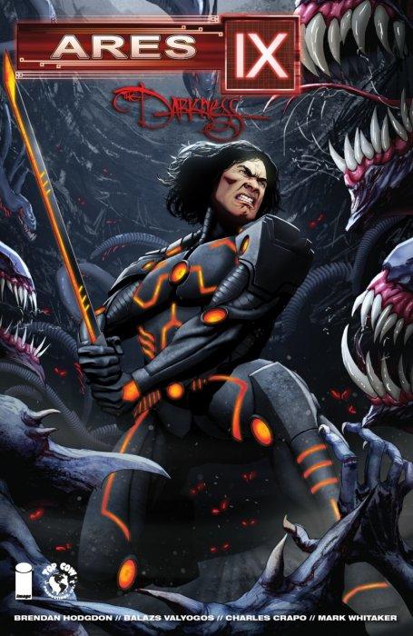 Ares IX - Darkness #1