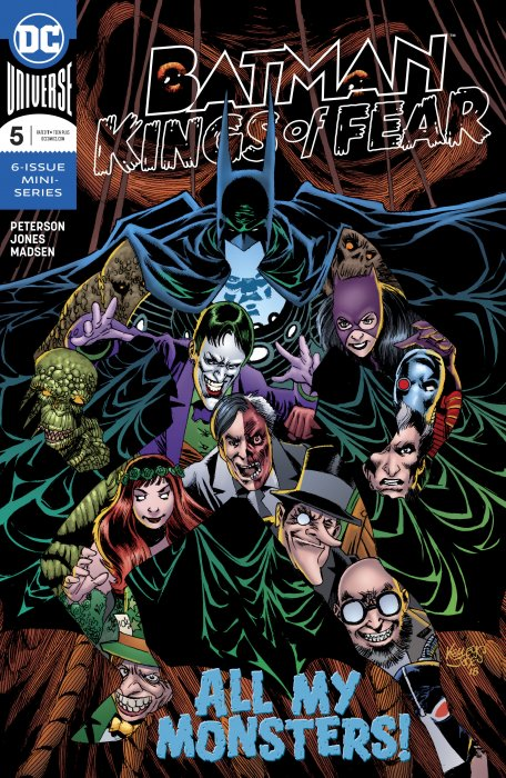 Batman - Kings of Fear #5