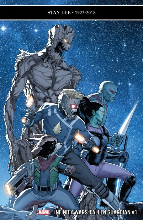 Infinity Wars - Fallen Guardian #1