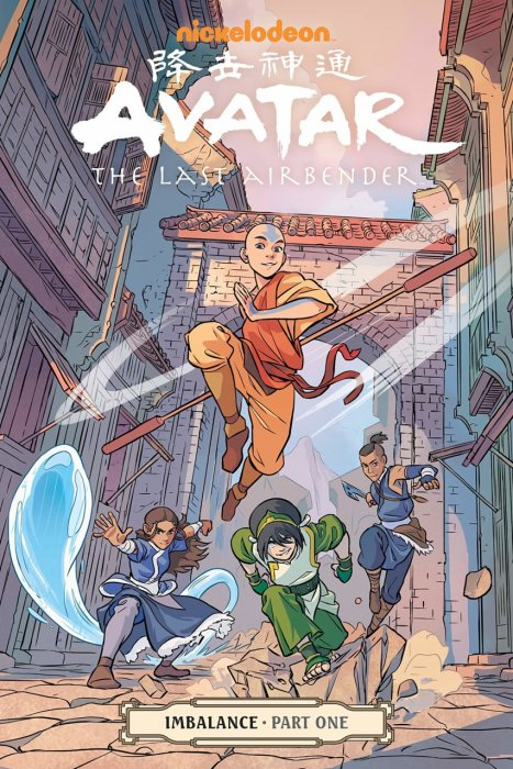 Avatar - The Last Airbender - Imbalance Part 1