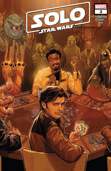 Solo - A Star Wars Story Adaptation #3