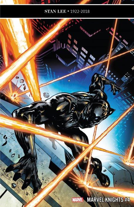 Marvel Knights - 20th #4