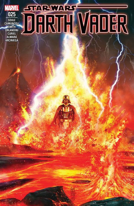 Star Wars - Darth Vader #25