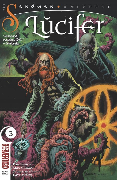 Lucifer Vol.3 #3