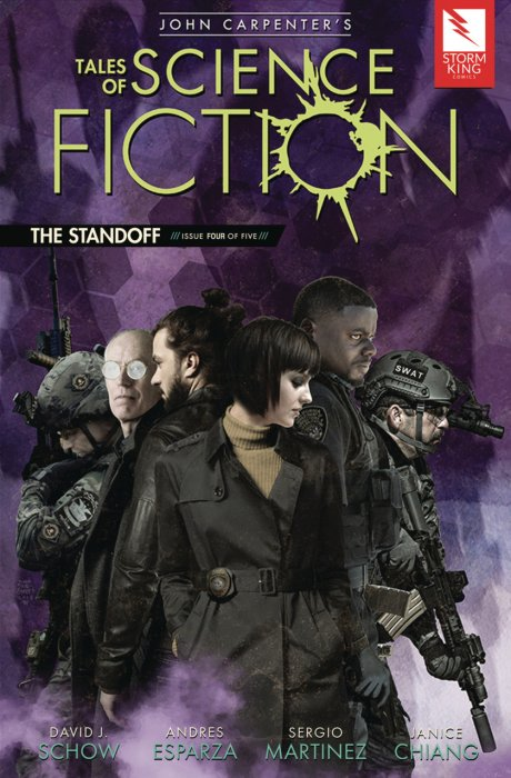 John Carpenter's Tales of Science Fiction - The Standoff #4