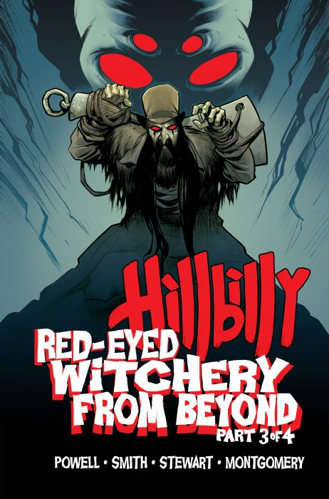 Hillbilly - Red-Eyed Witchery from Beyond #3