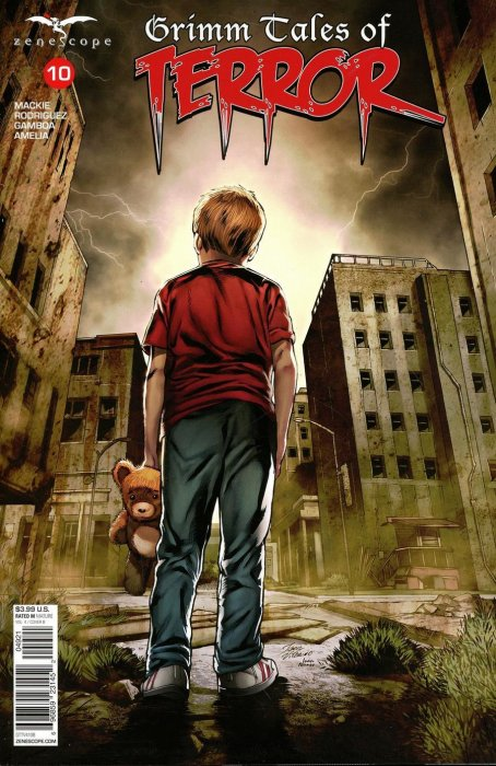 Grimm Tales of Terror Vol.4 #10