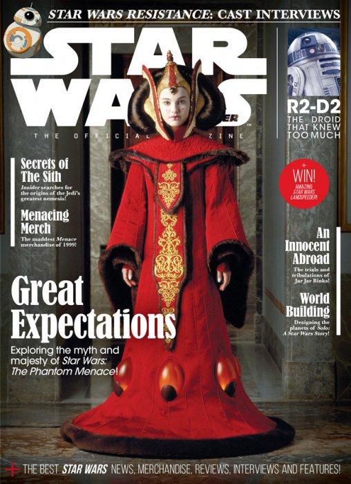 Star Wars Insider #186