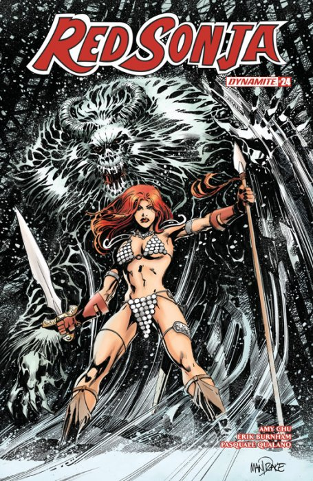 Red Sonja Vol.4 #24