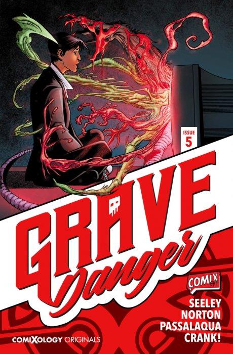 Grave Danger #5