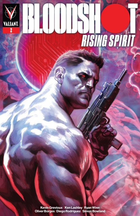 Bloodshot Rising Spirit #2