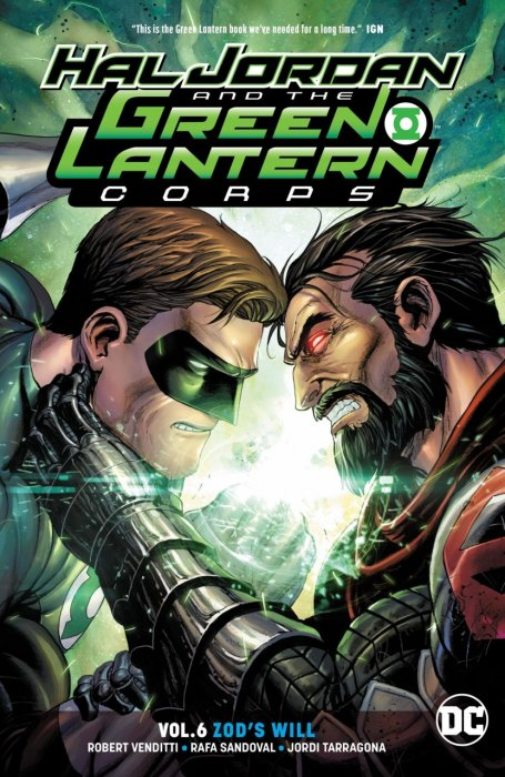 Hal Jordan and the Green Lantern Corps Vol.6 - Zod's Will