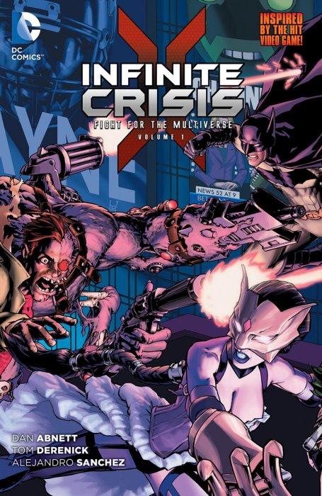 Infinite Crisis - Fight for the Multiverse Vol.1