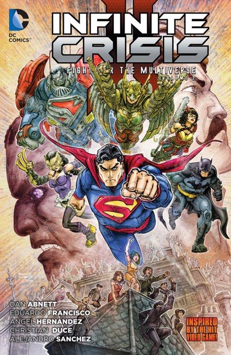 Infinite Crisis - Fight for the Multiverse Vol.2