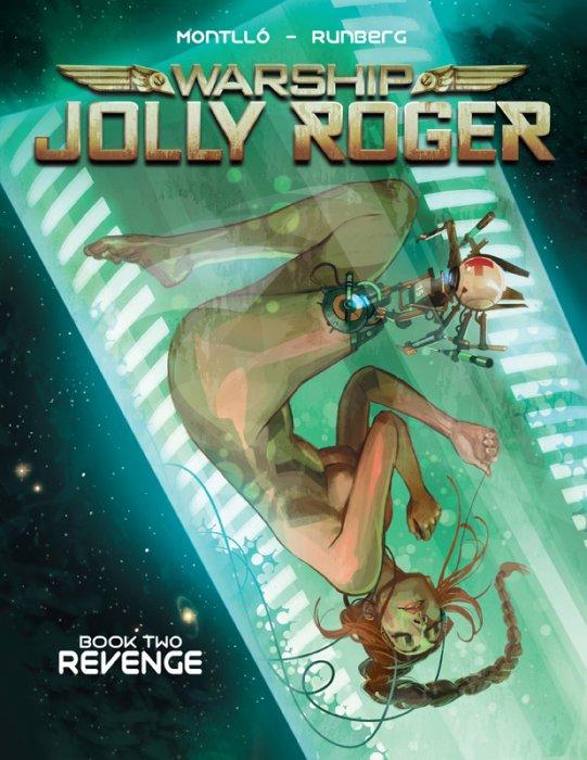 Warship Jolly Roger Book 2 - Revenge