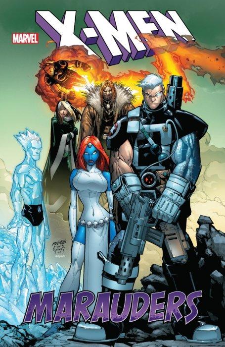 X-Men - Marauders #1 - TPB