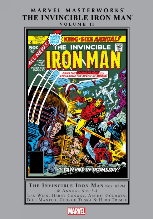 Marvel Masterworks - The Invincible Iron Man Vol.11
