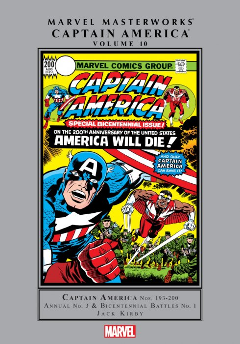 Marvel Masterworks - Captain America Vol.10