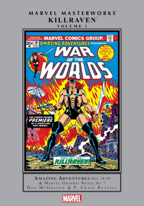 Marvel Masterworks - Killraven Vol.1