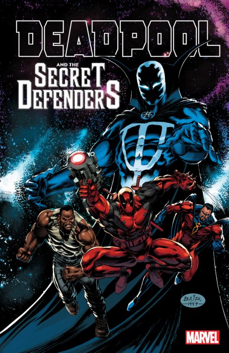 Deadpool and the Secret Defenders #1 - TPB