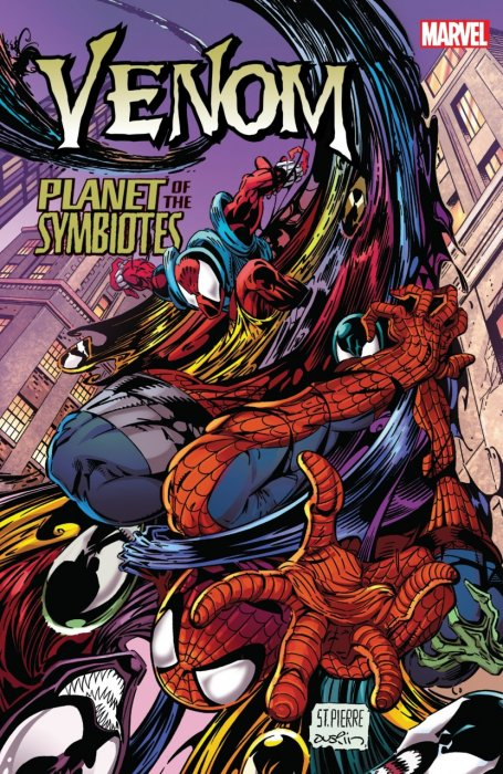 Venom - Planet Of The Symbiotes #1 - TPB