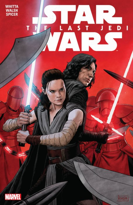 Star Wars - The Last Jedi Adaptation #1 - TPB