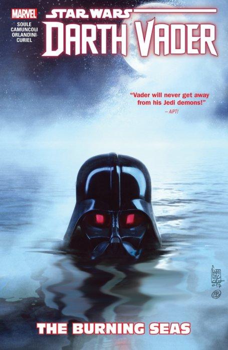 Star Wars - Darth Vader - Dark Lord of the Sith Vol.3 - The Burning Seas