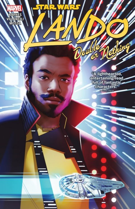 Star Wars - Lando - Double Or Nothing #1 - TPB