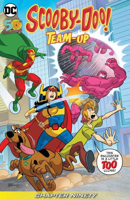 Scooby-Doo Team-Up #90