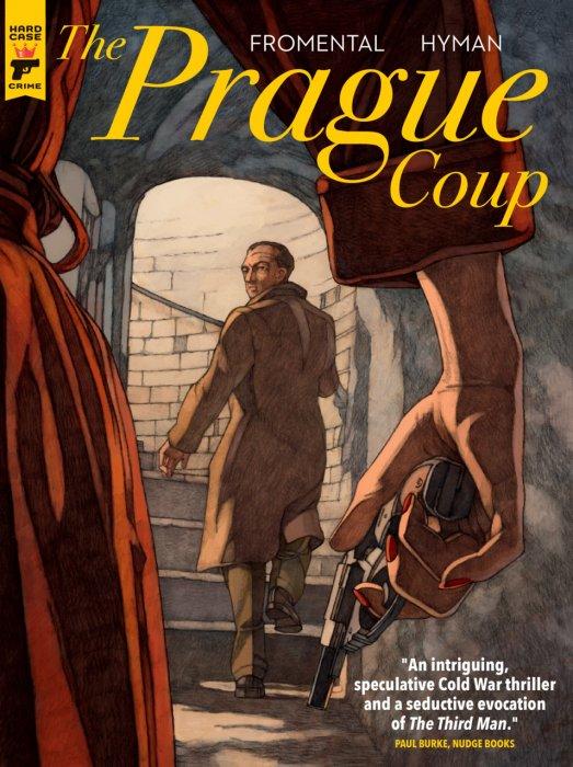 The Prague Coup #1 - HC