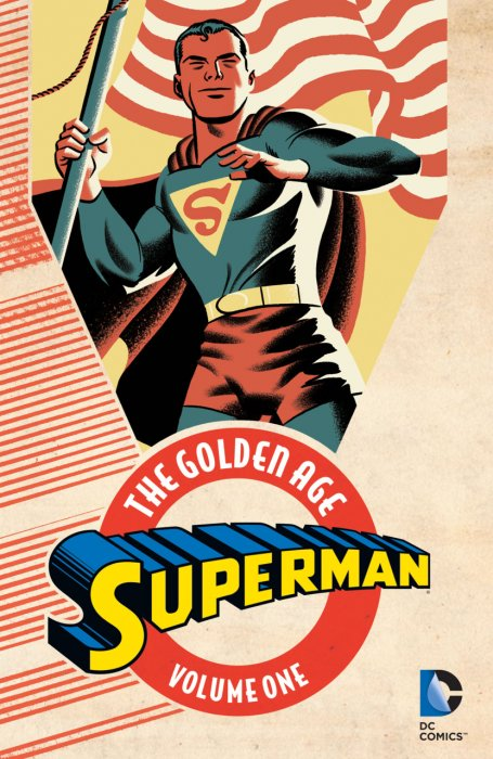 Superman - The Golden Age Vol.1-4 Complete