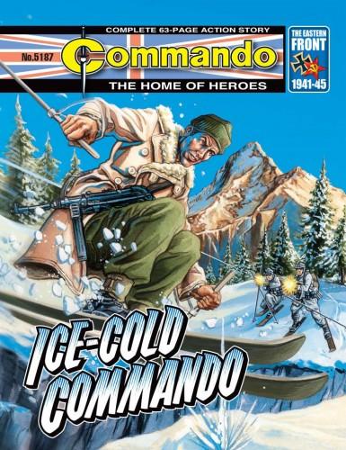 Commando #5187-5190