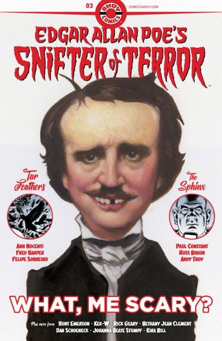 Edgar Allan Poes Snifter Of Terror #3