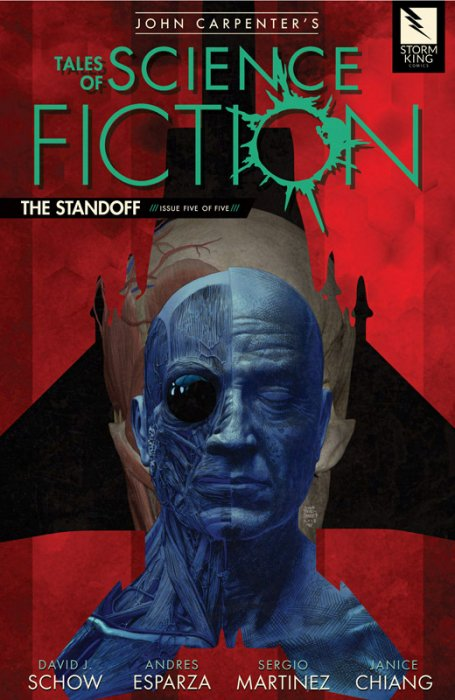 John Carpenter's Tales of Science Fiction - The Standoff #5