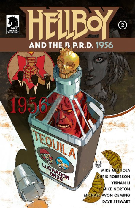 Hellboy and the B.P.R.D. - 1956 #2