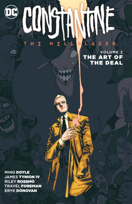 Constantine - The Hellblazer Vol.2 - The Art of the Deal