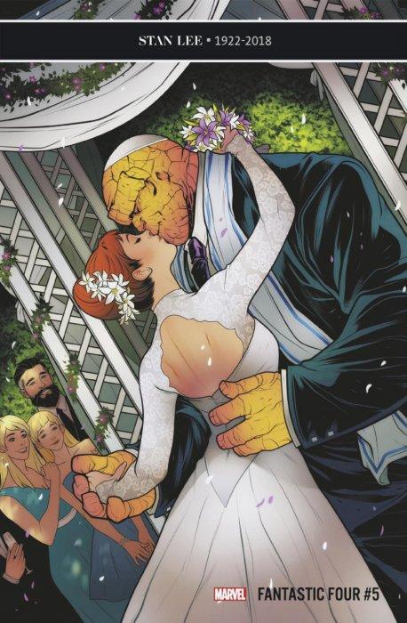 Fantastic Four #5