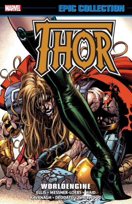 Thor Epic Collection Vol.23 - Worldengine
