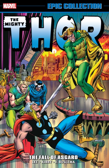 Thor Epic Collection Vol.5 - The Fall of Asgard