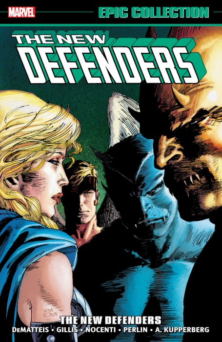 Defenders Epic Collection Vol.8 - The New Defenders