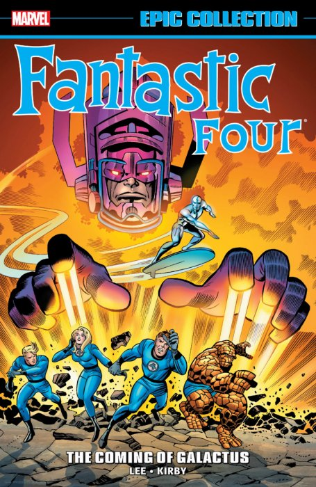 Fantastic Four Epic Collection Vol.3 - The Coming of Galactus