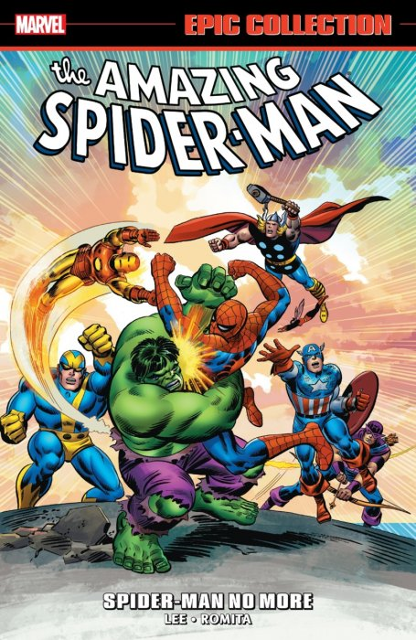 Amazing Spider-Man Epic Collection Vol.3 - Spider-Man No More