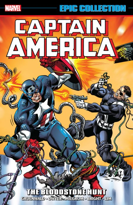 Captain America Epic Collection Vol.15 - The Bloodstone Hunt