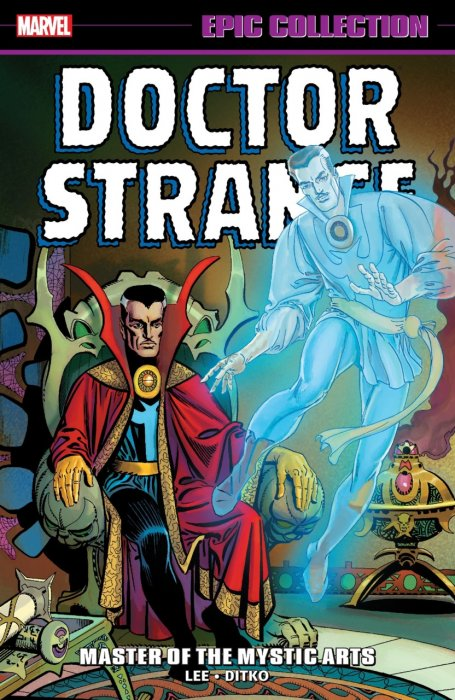 Doctor Strange Epic Collection Vol.1 - Master of the Mystic Arts