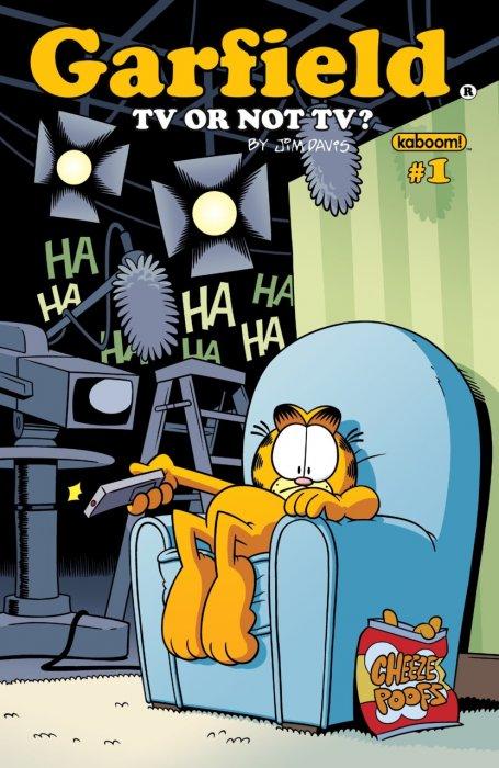 Garfield 2018 TV or Not TV #1