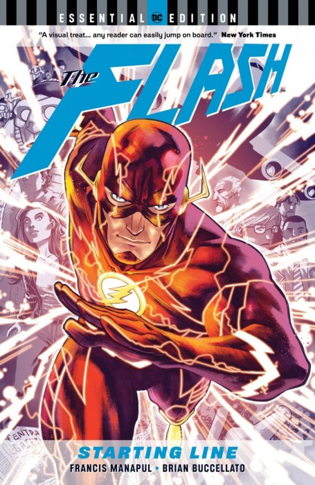 The Flash - Starting Line (DC Essential Edition) #1 - TPB