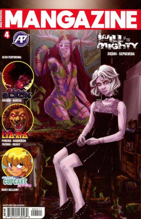 Mangazine #4