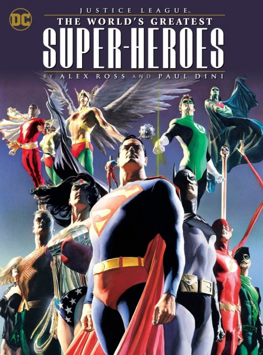 Justice League - The Worlds Greatest Superheroes by Alex Ross & Paul Dini #1 - TPB