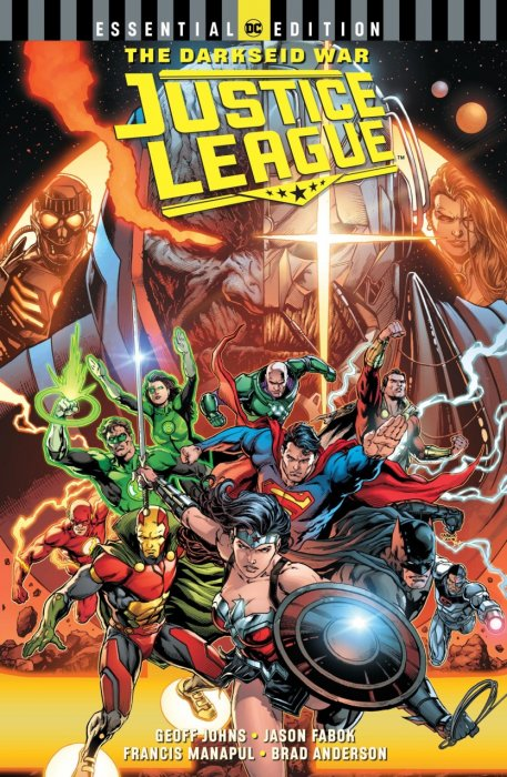Justice League - The Darkseid War (DC Essential Edition) #1 - TPB
